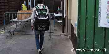 Agression d'un livreur noir à Cergy : un homme condamné à deux ans de prison - Le Monde