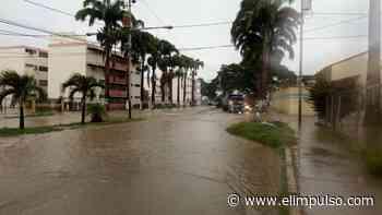 ▷ #VÍDEOS Lluvias inundan calles y urbanismos en Cabudare #9Jul - El Impulso