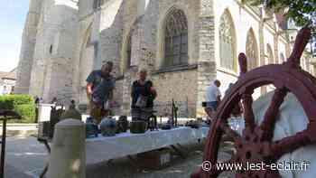Nogent-sur-Seine: ces brocantes qui financent le patrimoine - L'Est Eclair