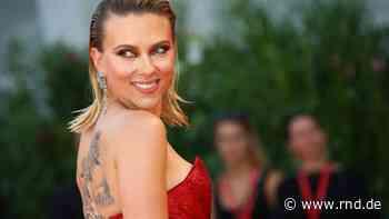 """""""Black Widow"""": Scarlett Johansson hat durch Filmrolle """"jetzt weniger Angst"""" - RND"""