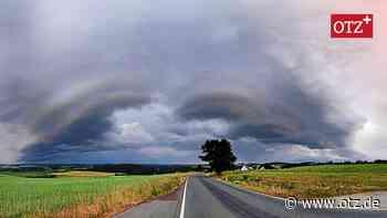 Besondere Wolkengebilde am Himmel in der Zeulenrodaer Region - Ostthüringer Zeitung