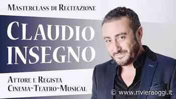 Masterclass con il regista e doppiatore Claudio Insegno a Marina di Altidona - Riviera Oggi