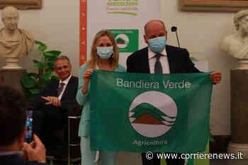 Altidona tra i Comuni Vincitori della Bandiera Verde Agricoltura - CorriereNews
