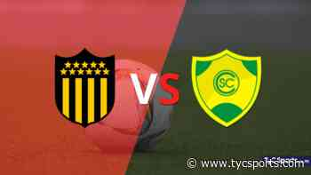 Peñarol marcó dos veces en la victoria ante Cerrito en el estadio Campeón del Siglo - TyC Sports