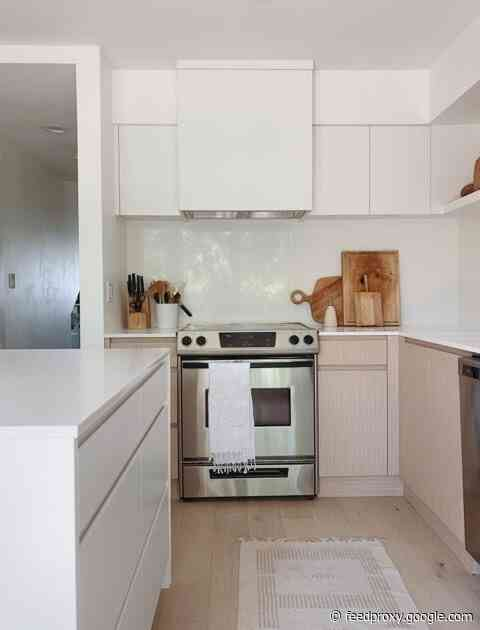 Part 2   An Artist's Guide to Renovating a Kitchen by Sarah Delaney