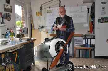 Jorker Modellbauer bringt Miniaturen groß raus - Jork - Tageblatt-online