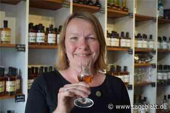 Sommelière Kasia Kamrowski brennt für Destillate - Jork - Tageblatt-online