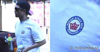Robert Pattinson wears Bedok Kings Rugby Football Club t-shirt at Los Angeles gas station - Mothership.sg