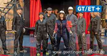"""""""Flashdance"""" feiert Regenpremiere bei den Domfestspielen in Bad Gandersheim - Göttinger Tageblatt"""