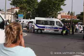 Plus de 150 caravanes ont investi la Base nature de Frejus ce lundi matin - Var-Matin