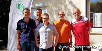 TC Rot-Weiß Halberstadt forciert Weiterentwicklung - Volksstimme