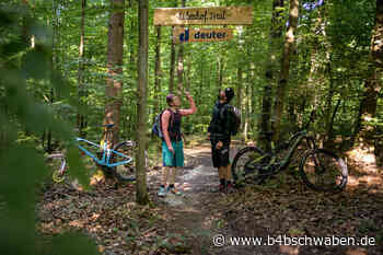 Deuter aus Gersthofen unterstützt Bau des Eulenhof Trails - Augsburg - B4B Schwaben