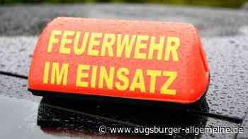 Wäschetrockner löst Brand in Gersthofer Wohnhaus aus - Augsburger Allgemeine