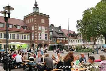 """Wieder Leben in der Stadt: Fast 2000 Besucher genossen """"Borken pulsiert"""" - Ruhr Nachrichten"""