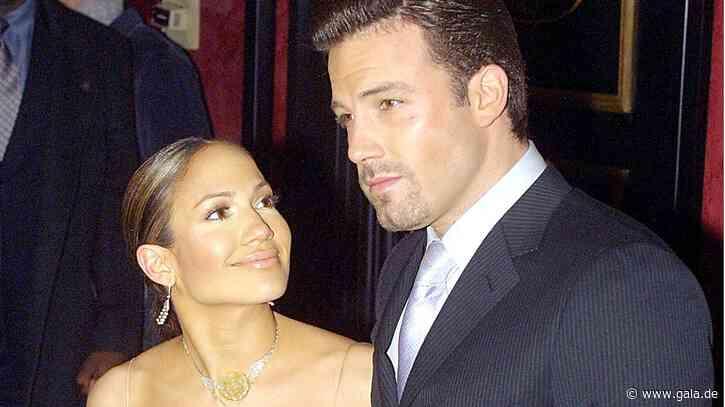 Jennifer Lopez und Ben Affleck: Sie wagen den nächsten großen Schritt - Gala.de