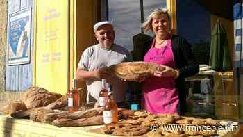 La boulangerie Jacky Durand de Sorgues fait sourire les spectateurs du Tour de France - France Bleu