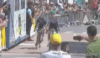 Ain Bugey Valromey Tour: Uijtdebroeks fait coup double à Morestel - Cyclism'Actu