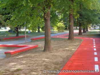 Completata a Grugliasco la riqualificazione del giardino in parte dedicato alle vittime dell'Heysel - Quotidiano Piemontese