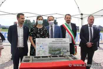 A Grugliasco la posa della prima pietra della Città delle Scienze: il campus ospiterà 10.000 studenti (FOTO e VIDEO) - 24ovest.it