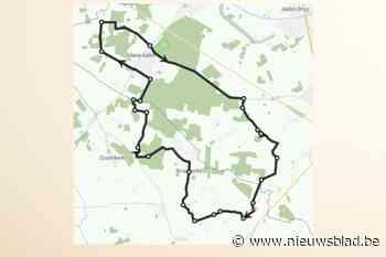 Nieuwe skeelerroute langs groene wegen Ruiselede en Aalter - Het Nieuwsblad