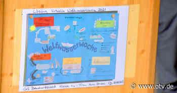 Preisverleihung der virtuellen Weltwasserwochen in Nabburg - Oberpfalz TV