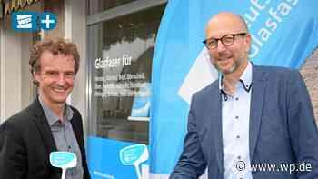 Wenden und Drolshagen: Bürgermeister werben für Glasfaser - WP News