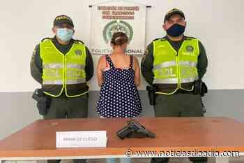 Aprehendidos por drogas y porte de armas en Villeta, Cundinamarca - Noticias Día a Día