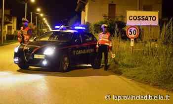 Segnalazione ai Carabinieri di una rissa a Cossato, in realtà stavano solo consolando un amico - La Provincia di Biella