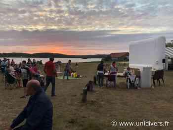 Cinéma en plein air au bord du lac Parentis-en-Born dimanche 4 juillet 2021 - Unidivers