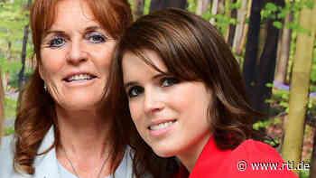 Prinzessin Eugenie: Mama Sarah Ferguson gratuliert liebevoll zur Geburt ihres Sohnes - RTL Online