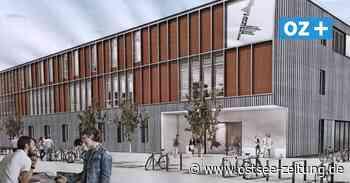 Hochschule Wismar: Neues Laborgebäude für Maschinenbau und Verfahrens- und Umwelttechnik entsteht - Ostsee Zeitung