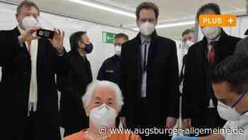 Im Impfzentrum Neuburg ist die Impfmüdigkeit zu spüren - Augsburger Allgemeine