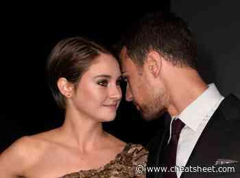 Theo James Calls Kissing Shailene Woodley the Toughest Stunt in 'Divergent' - Showbiz Cheat Sheet