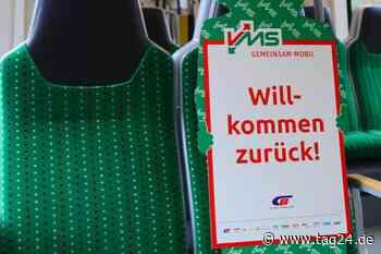 Chemnitz: Willkommen zurück - Diese Überraschung hat der VMS jetzt für seine treuen Kunden - TAG24