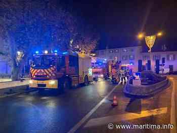 Feu à la Penne-sur-Huveaune : Les 20 personnes évacuées sont saines et sauves - Département - Faits-divers - Maritima.Info - Maritima.info