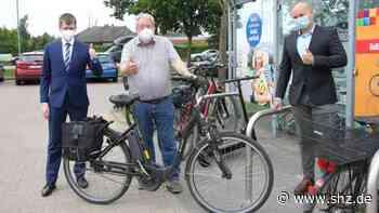 Für den Klimaschutz: CDU Tornesch will Fahrradständer auf privaten Flächen ersetzen   shz.de - shz.de
