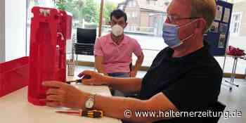 Repair-Café: Zweites Leben für Wassersprudler und Heckenschere   Vreden - Halterner Zeitung