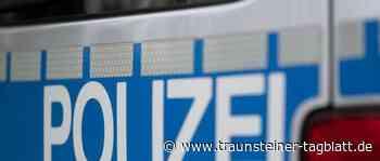 Verkehrszeichen umgefahren und geflüchtet - Traunsteiner Tagblatt