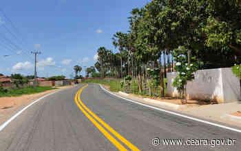Nova rodovia ligando Aracati e Itaiçaba visa impulsionar carcinicultura e turismo - Ceará