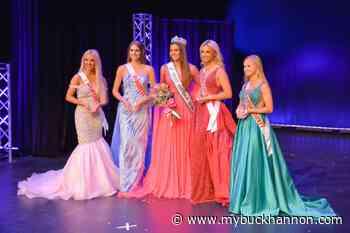 Grafton High School grad crowned Miss W.Va. Teen USA; Upshur's Cadence Ringer dubbed Miss Photogenic - My Buckhannon