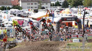 Motorcross – ADAC MX Masters 2021: Steigt in Gaildorf das Saison-Finale oder droht die nächste Absage? - SWP