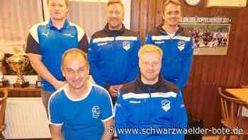 FC Gütenbach - Aktive bilden mit Neukircher Freunden die SG Eintracht - Schwarzwälder Bote