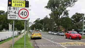 'Be vigilant': School zones in force despite lockdown - Wollondilly Advertiser