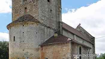 Notre-Dame, église romane de Blanquefort-sur-Briolance - LePetitBleu