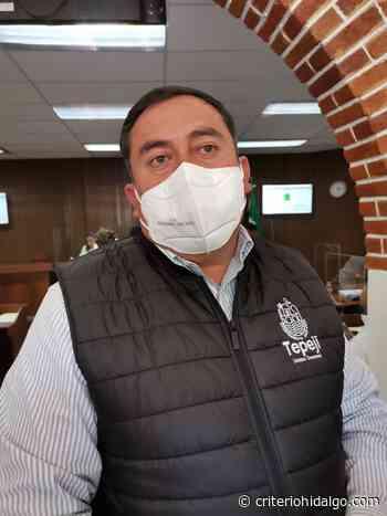 Cancela alcalde ferias en Tepeji - Criterio Hidalgo