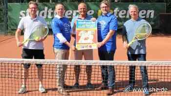 Tennis-Altersklassenturnier: Drei runde Jubiläen bei den Midlife-Classics in Uetersen | shz.de - shz.de