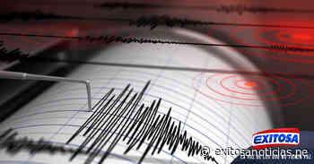 Sismo de magnitud 5.0 se registró esta mañana al sur de Moquegua - exitosanoticias