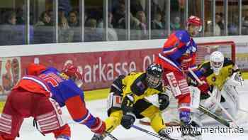 Eishockey EA Schongau bestreitet gegen EC Peiting letztes Testspiel - Merkur Online