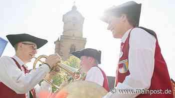 Mit der Stadtkapelle Volkach in den Sommer - Main-Post