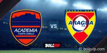 Academia Puerto Cabello vs. Aragua: día, fecha y hora del partido por la Liga Futve - Bolavip